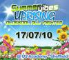 Uprising  17.07.10 - TOPGROOVE / LEE FOSTER  - (SQ5)