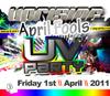Uprising  01.04.11 - JOEY RIOT / SPINNER - (SQ5)